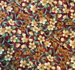 """1/3 yd """"Oriental Traditions"""" Quilt Fabric"""