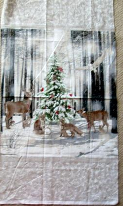 """1 Beautiful Christmas """"Winter White"""" Quilting/Wallhanging Se"""