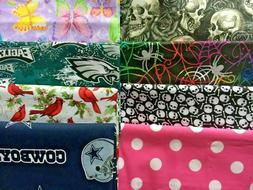 100% COTTON FAT QUARTERS  - YOUR CHOICE - QUILTING FABRIC -