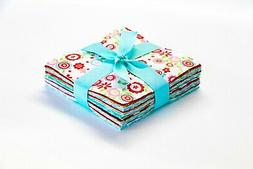 """96 Berries and Blossoms  pre cut charm pack 5"""" squares 100%"""