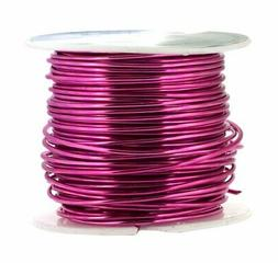 Mandala Crafts Anodized Aluminum Wire for Sculpting 1 Roll
