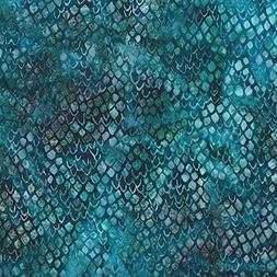 Robert Kaufman Batik Fabric, AMD-18856-59 OCEAN, By The Half