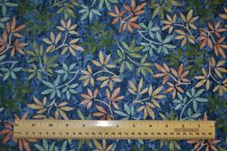 By the 1/2 yard 100% cotton fabric Timeless Treasures Tranqu