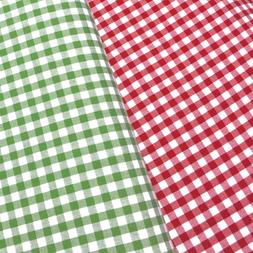 "ROBERT KAUFMAN ""CAROLINA GINGHAM 1/4"" P-16368"" by the 1/2 ya"