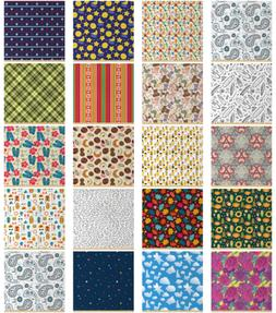 Ambesonne Decorative Washable & Waterproof for DIY Craft Fab
