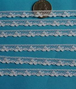~  DOLL HEIRLOOM SEWING  M PULLEN SMOCKING TINY CLOVERS FREN