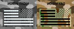 """FWD USA NON FABRIC MULTICAM +IR MB 3.5""""X2"""" 3M SOLASX WITH VE"""