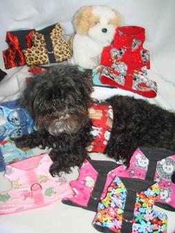 Harness,Small Pet Vest Style Size XXSMALL Adorable,see more