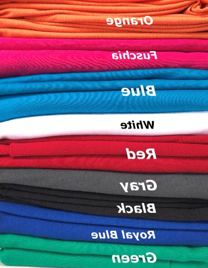 100% the Soft Breathable Jersey from
