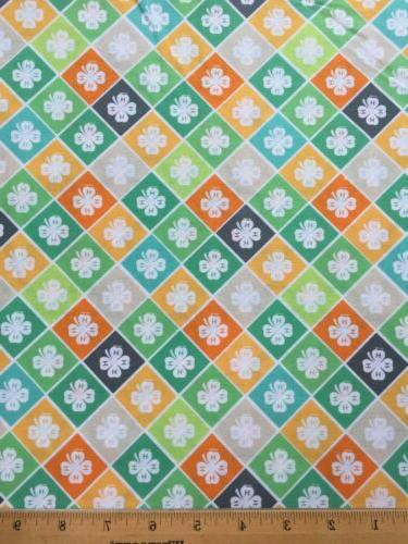 """4 H Fabric BTY 1 44"""" DIY Making /Quilt"""
