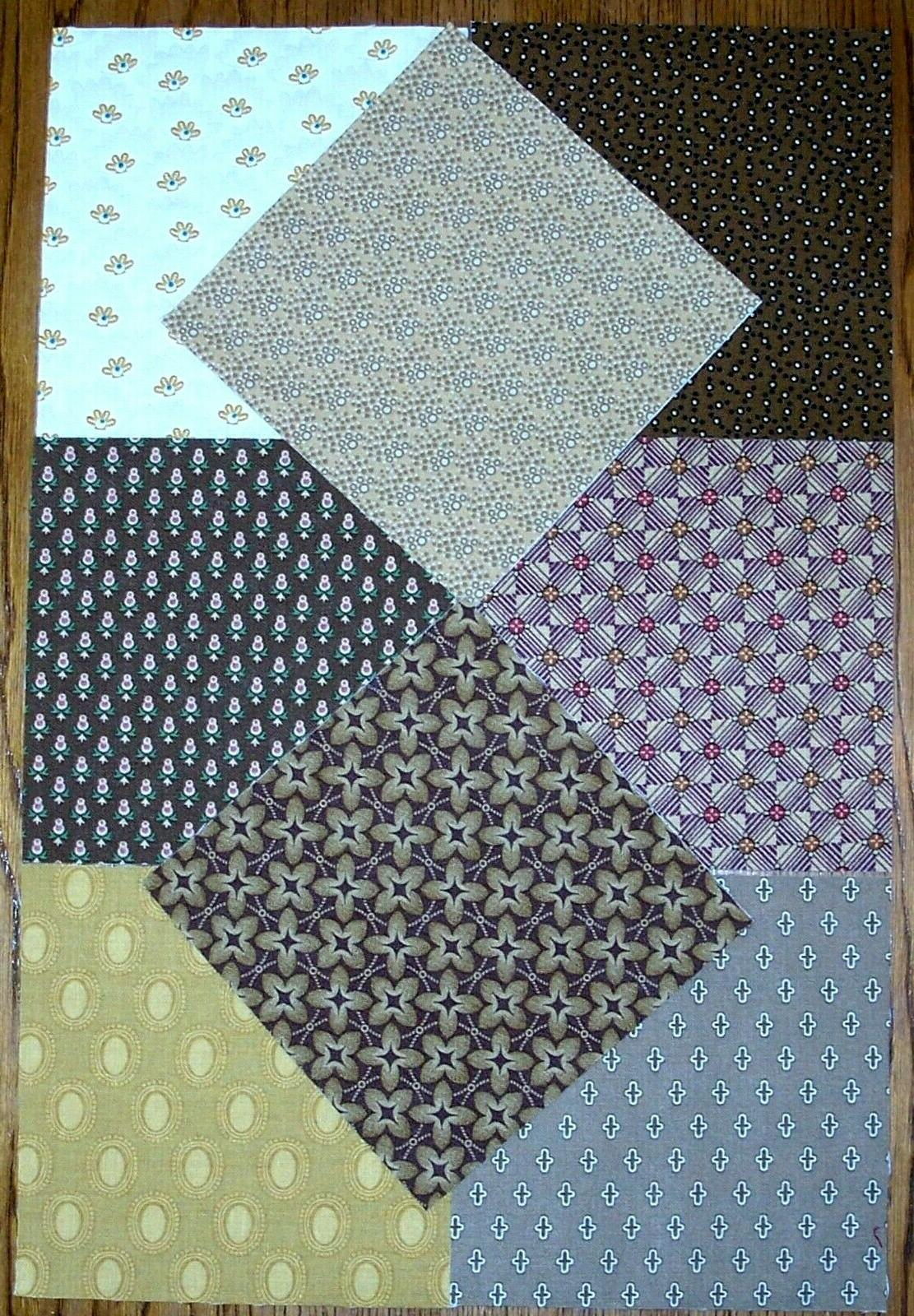 """48 Reproduction 5"""" Quilt pack"""