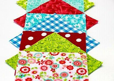 """96 Berries and pre cut 5"""" 100% cotton fabric"""
