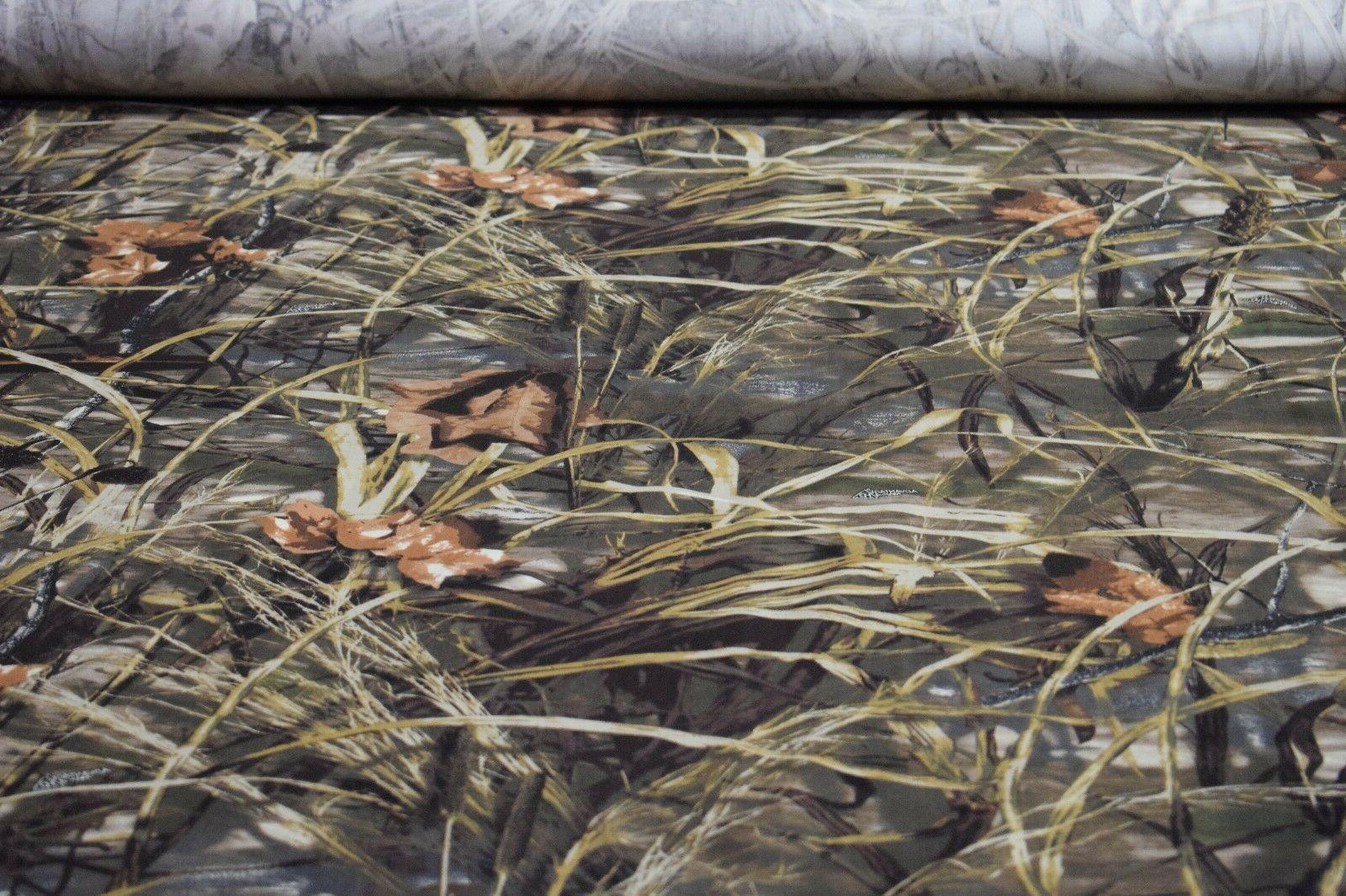 """Realtree Max HD Brushed Twill Camo Fabric 60"""" Camo By The"""
