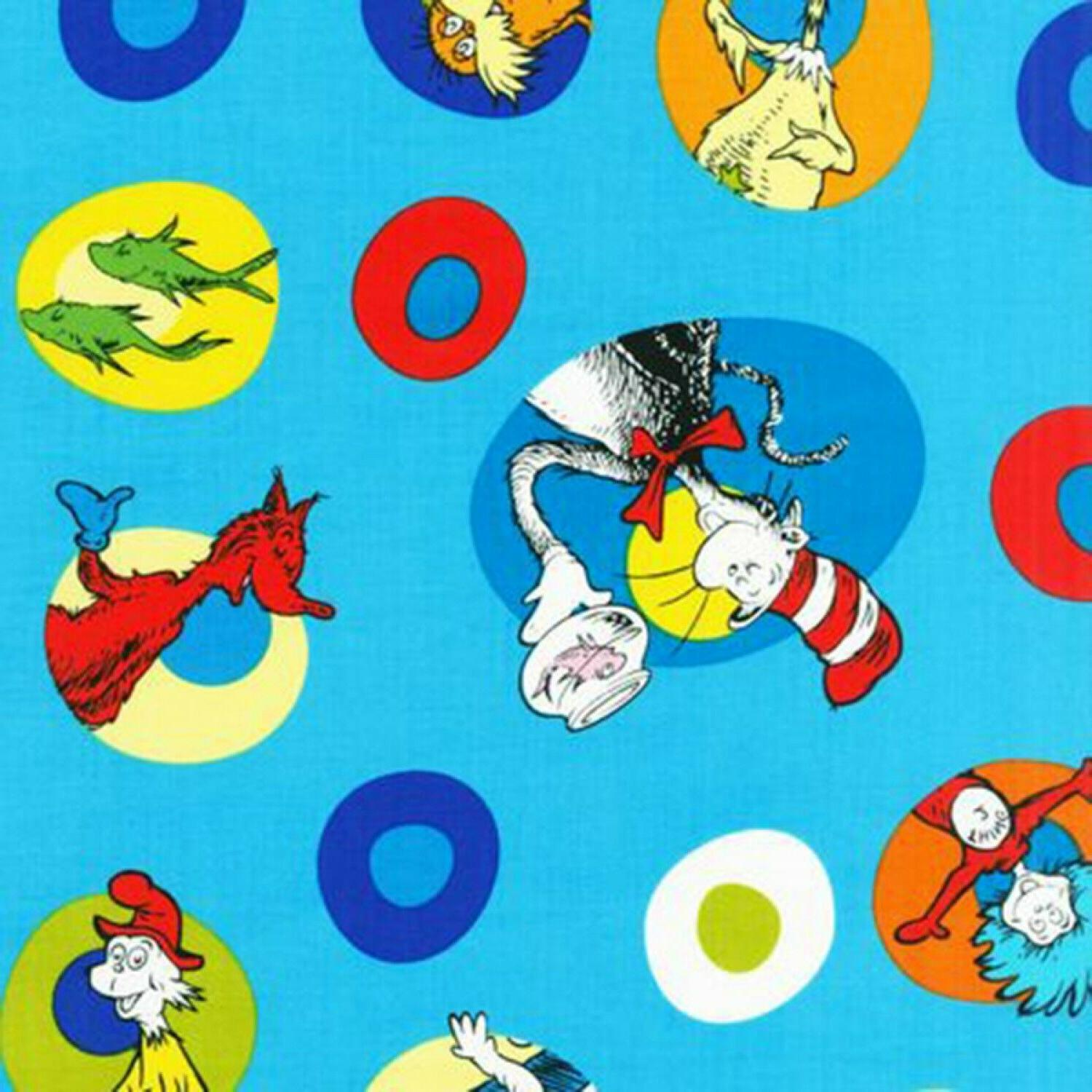 celebration dr seuss in circles by dr
