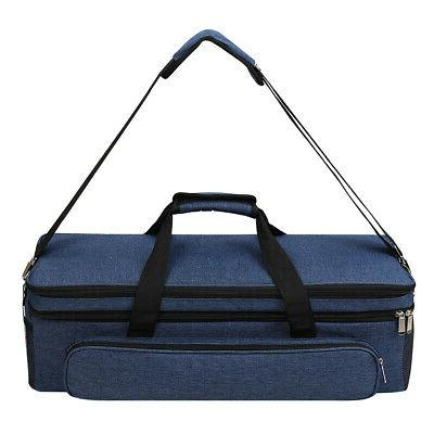 Die-Cut Machine Carrying Case Sewing Craft Tools Fabric Pen