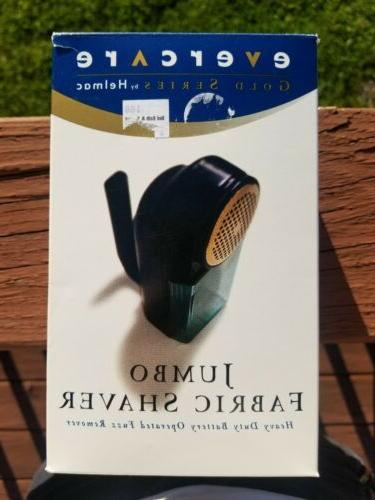 giant fabric shaver gold series by helmac