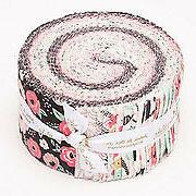 glam girl 2 5 fabric strip rolie