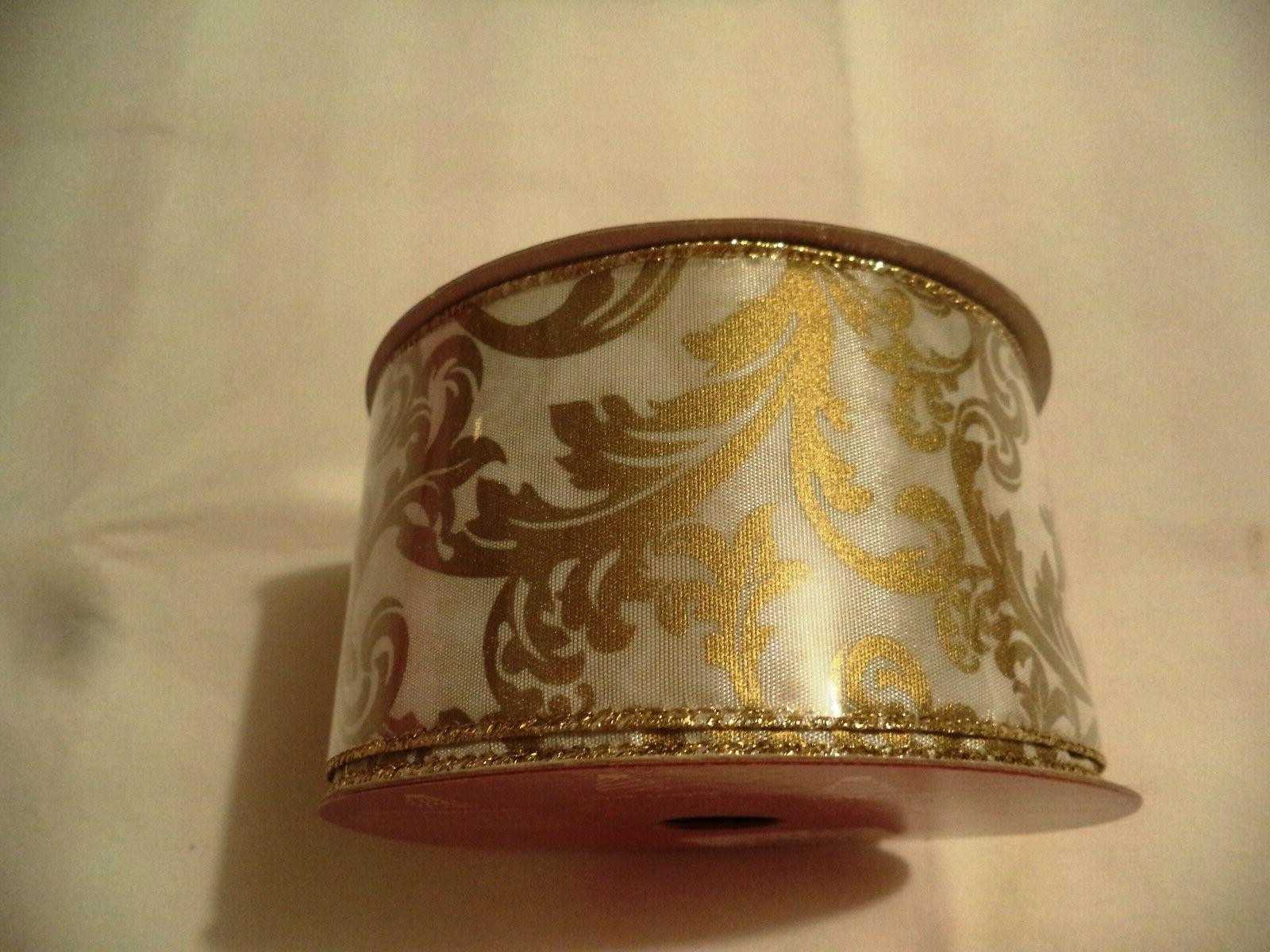 holiday trends fabric ribbon by 30 x