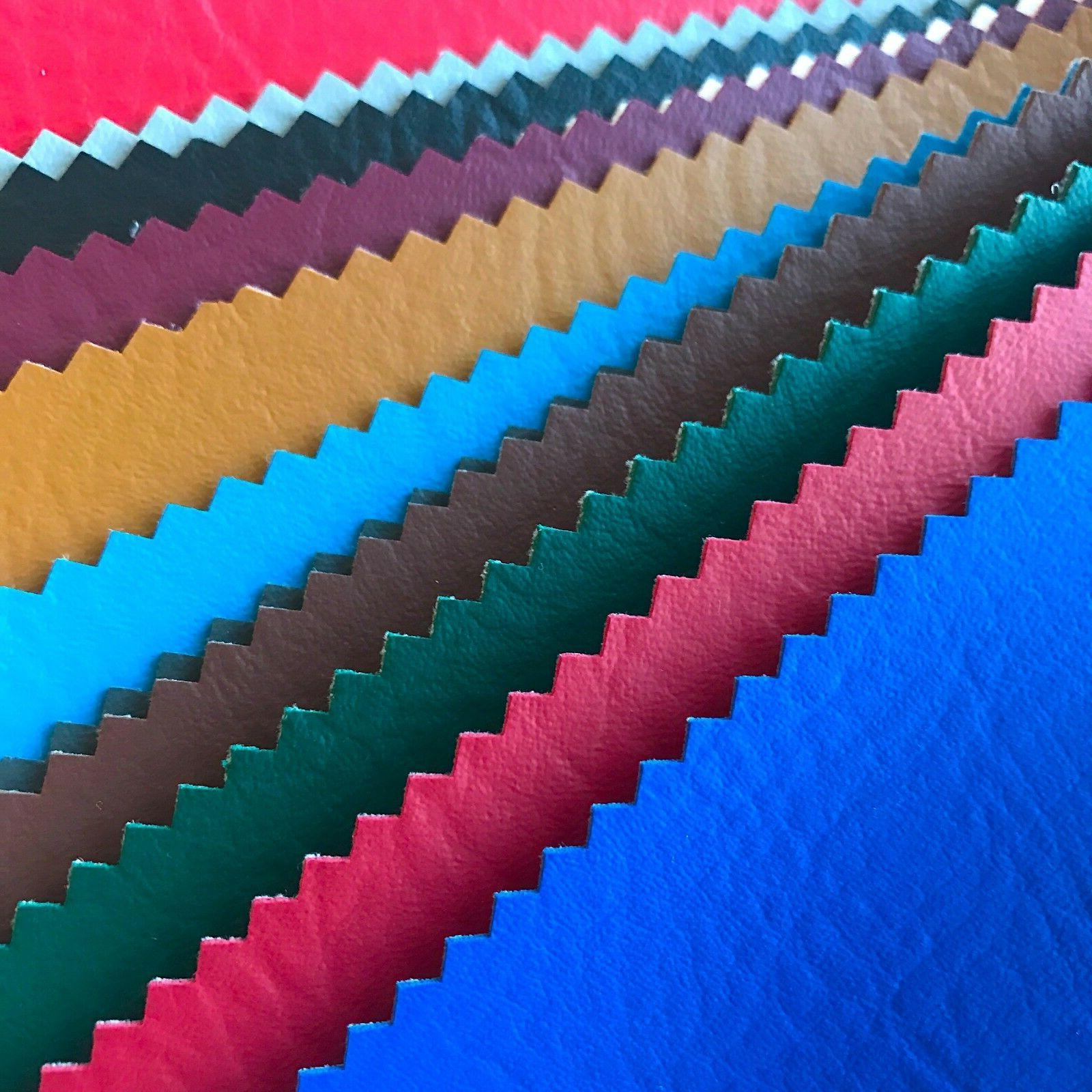 vinyl fabric faux leather pleather auto upholstery