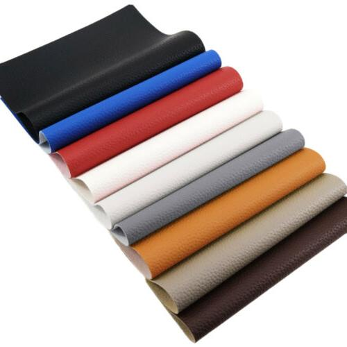 """Continuous Marine Fabric Faux Leather Auto Upholstery 54"""""""