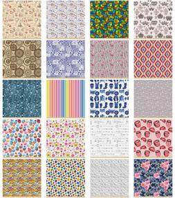Microfiber Fabric by the Yard for Arts and Crafts Decor & Te