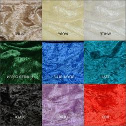 """Panne Velvet Fabric 