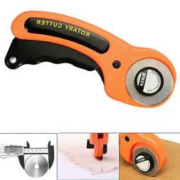 Rotary Cutter with 45mm Blades Sewing Quilters Fabric Cuttin