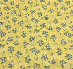 True Blue By Eleanor Burns For Benartex Blue Florals On Yell