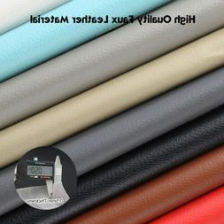 Vinyl Fabric Faux Leather Upholstery Home Auto Boat Seats Re